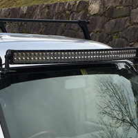 DA64エブリィ(スクラム)専用LEDアーチライト発売まであと少し